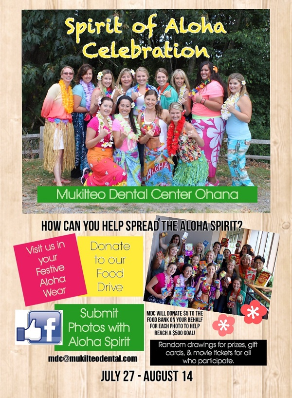Spirit of Aloha at Mukilteo Dental Center