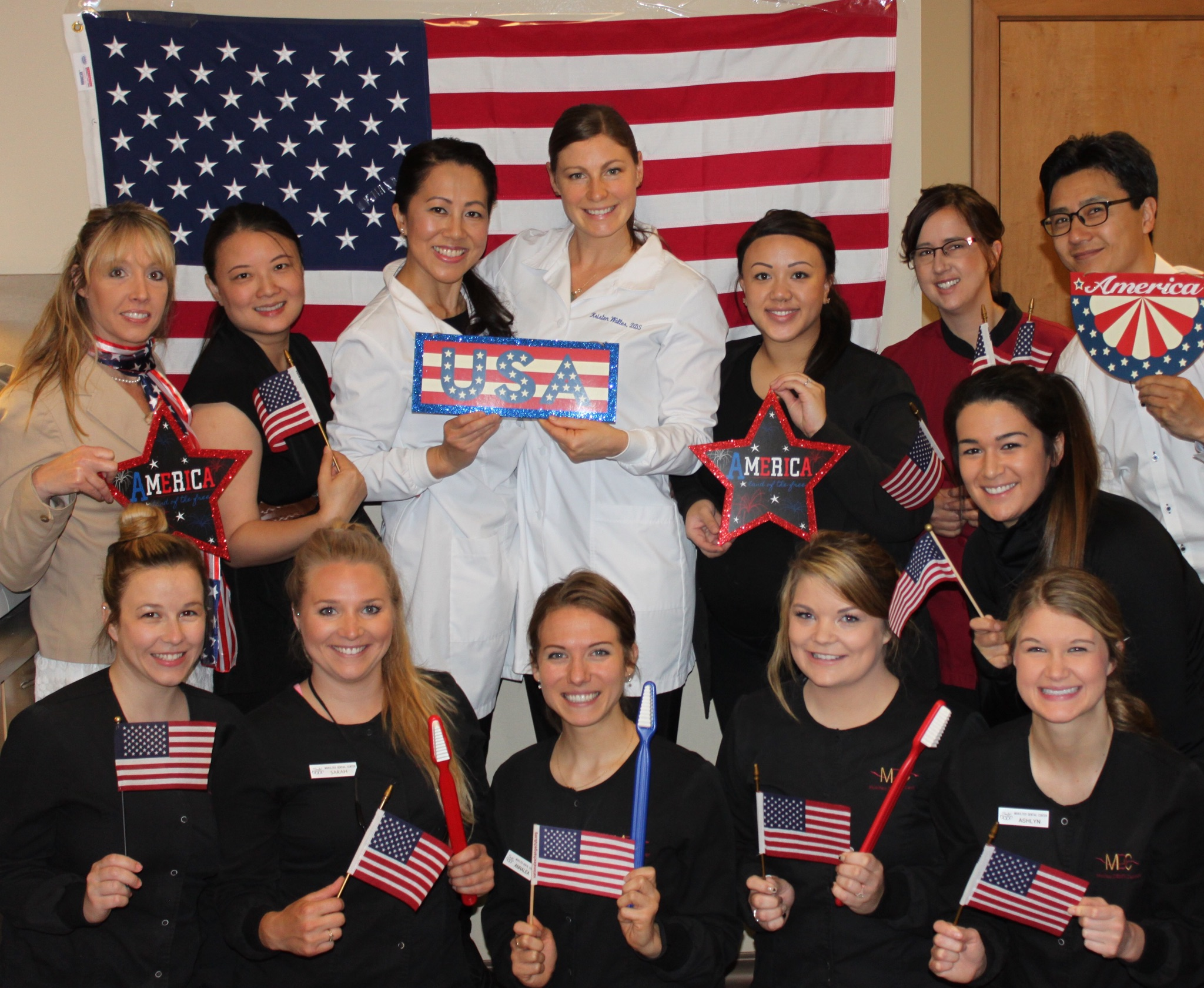Mukilteo Dental Center - Freedom Day 2015